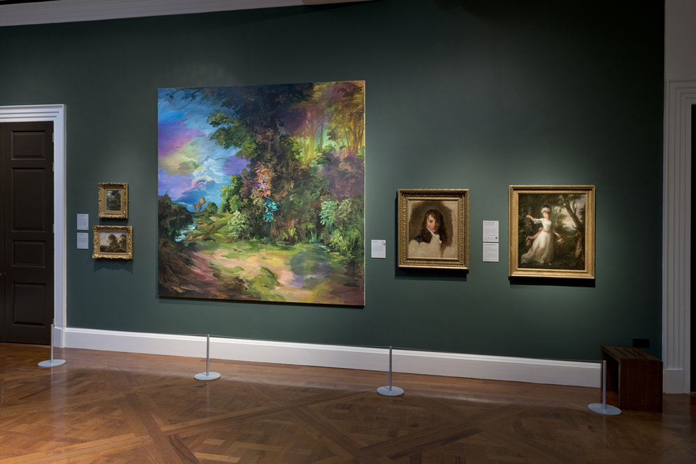 The Grand Detour Installation View Holburne Museum, Bath 2016