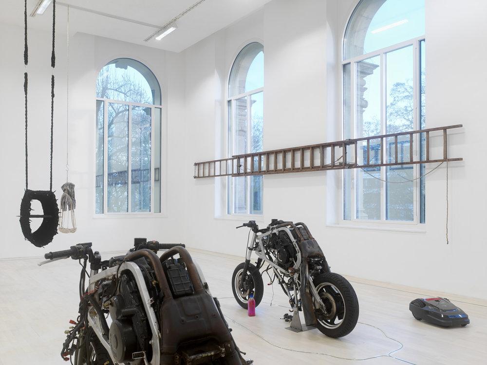 Parallelgesellschaften Installation View K21 Ständehaus, Düsseldorf, DE 2016
