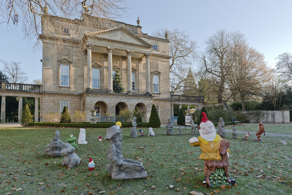 The Grand Detour Installation View Holburne Museum, Bath, UK 2016