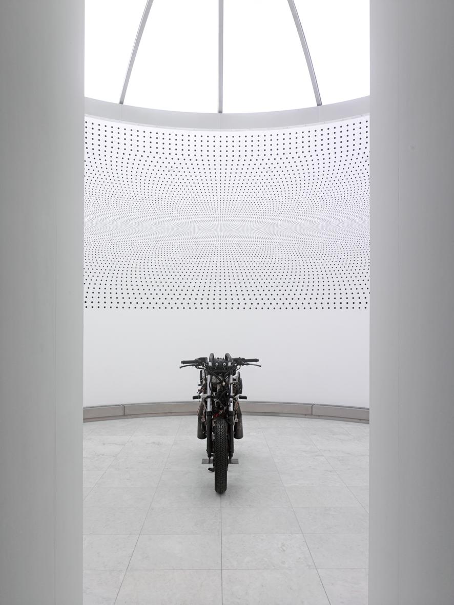 STRETCH Installation View Museum Abteiberg,Mönchengladbach, DE 2017