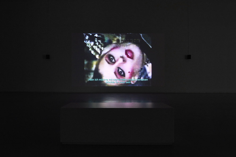 Installation View  Bonner Kunstverein, Bonn, DE  2017