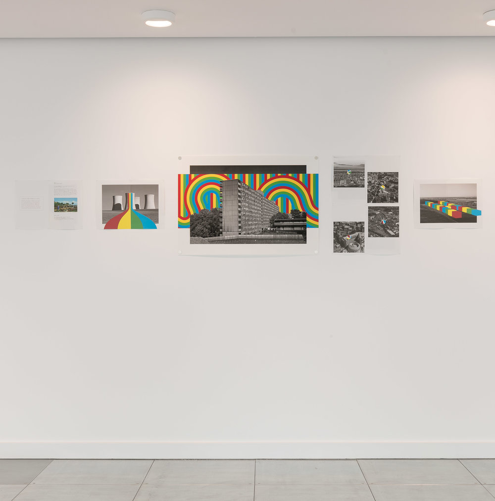 CRASH! presents A Better Britain II: Britlins Installation View Reading: International, Reading, UK 2017