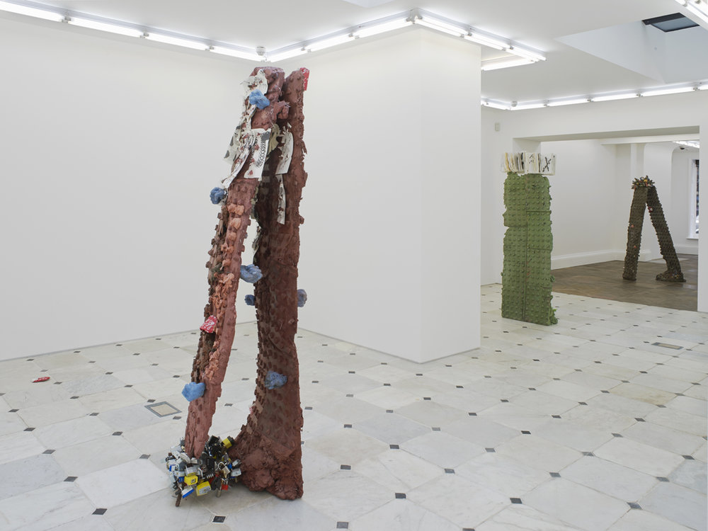 Four Fucksakes Installation view Museum St 2017