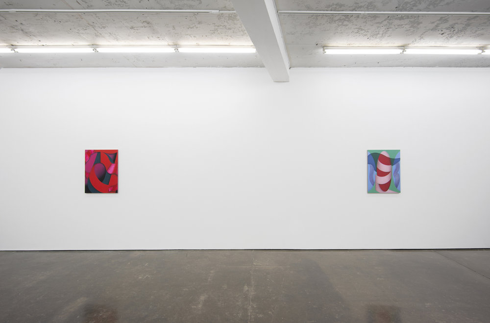 Installation view  Herald St  2018