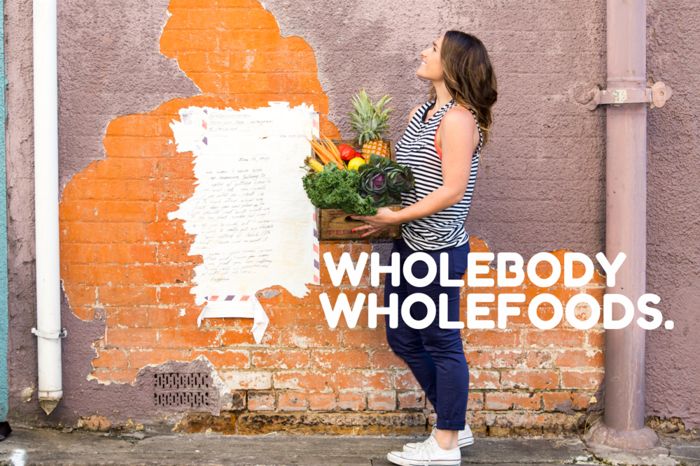 DISCOVER WHOLEBODY WHOLEFOODS