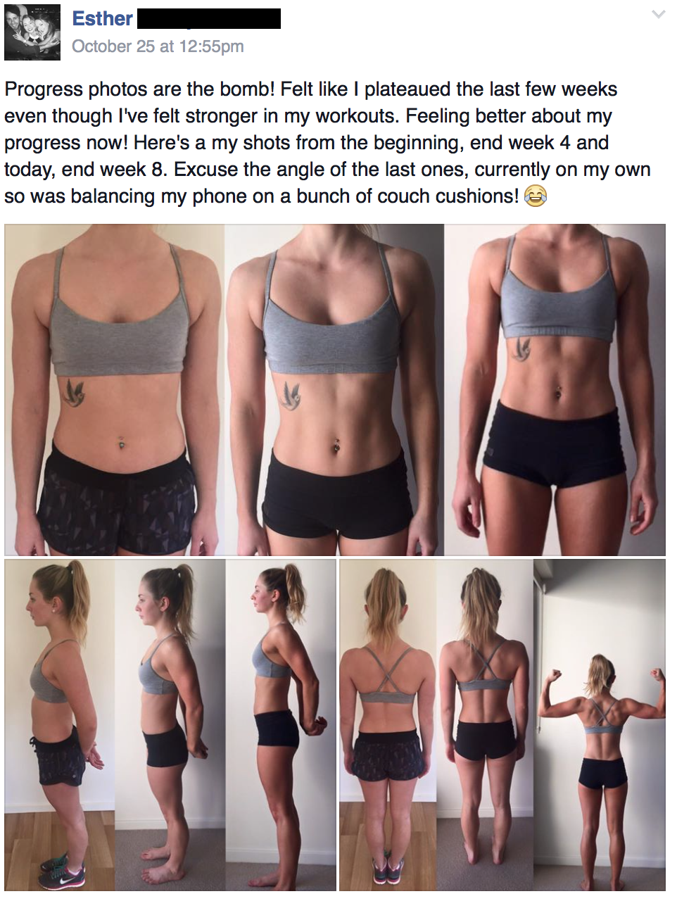 WHY MY 12 WEEK FRESH BODY FIT MIND PROGRAM GETS RESULTS