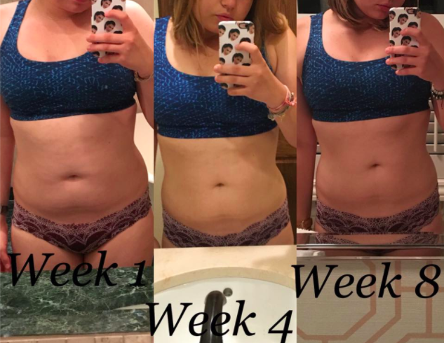 """W4Test DONE!!!!! I love what FBFM has done to my life in so many ways. My family has been commenting about how I have lost weight, I sleep better, I actually look forwards to working out, I have discovered a new favourite exercise style, I'm happier! THANK YOU so much Amanda for making this incredible program.""   - Anna Ekholm"