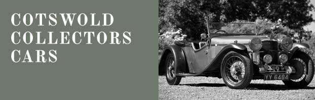 Cotswold Collectors Cars Ltd - The complete collectors cars service from Martin Chisholm
