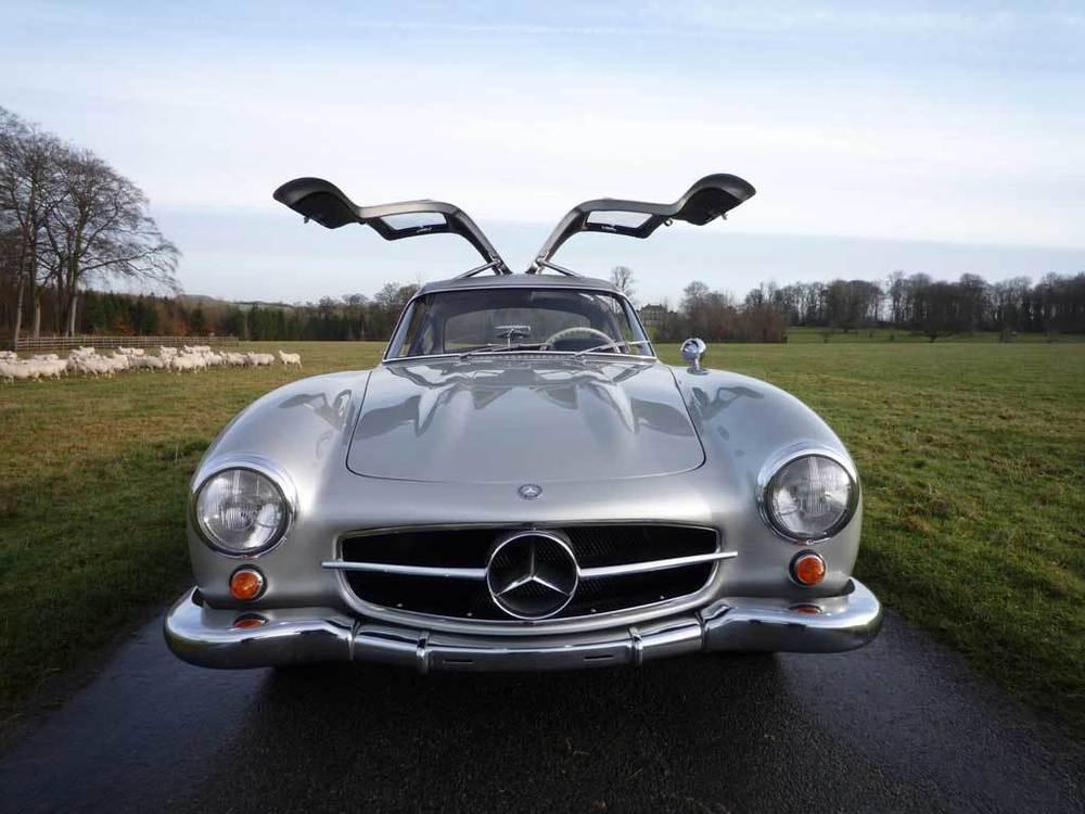 Martin Chisholm Collectors Cars