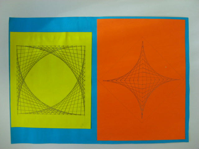 Freehand Spirographs