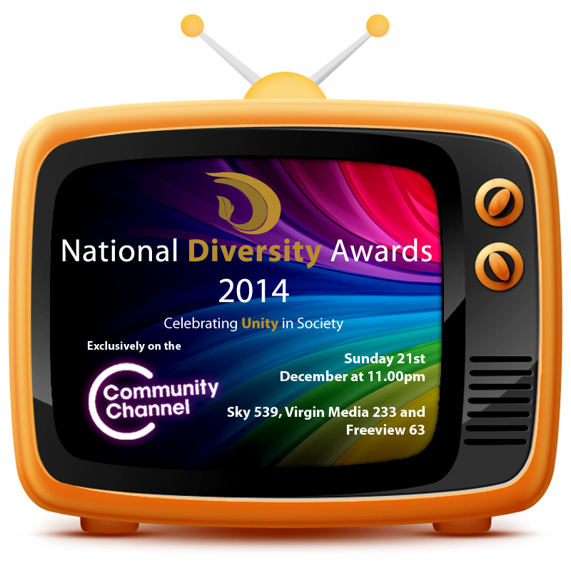 National Diversity Awards 2014
