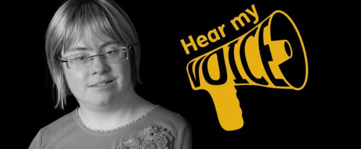 #Hearmyvoice