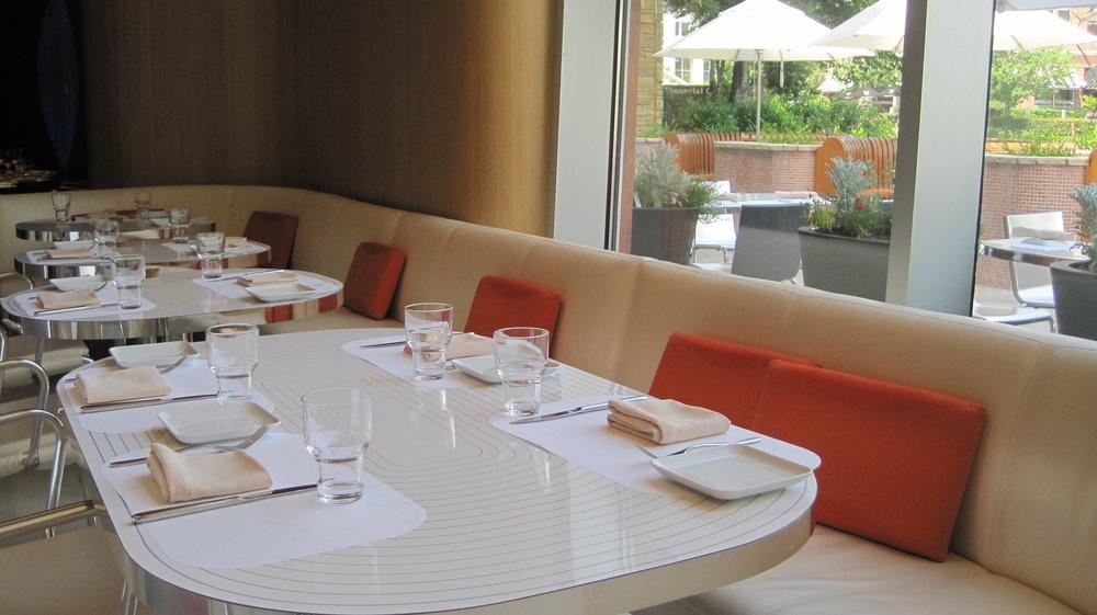 Market Buckhead Dining Room