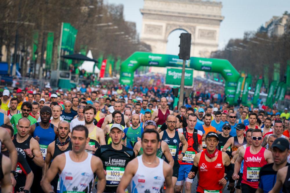 Marathon Paris 2018