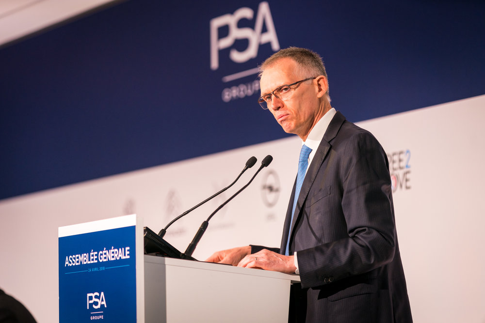 PSA AG 2018