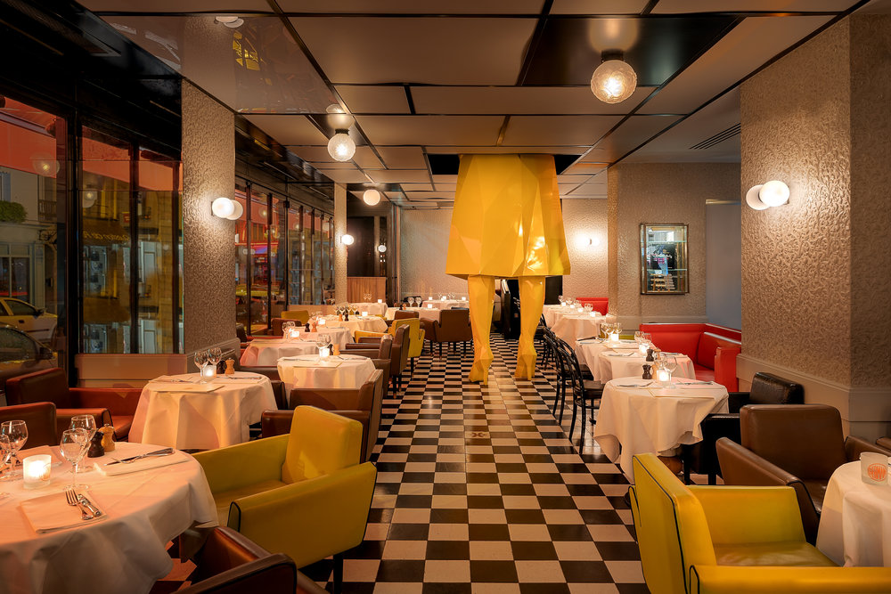 Germain restaurant