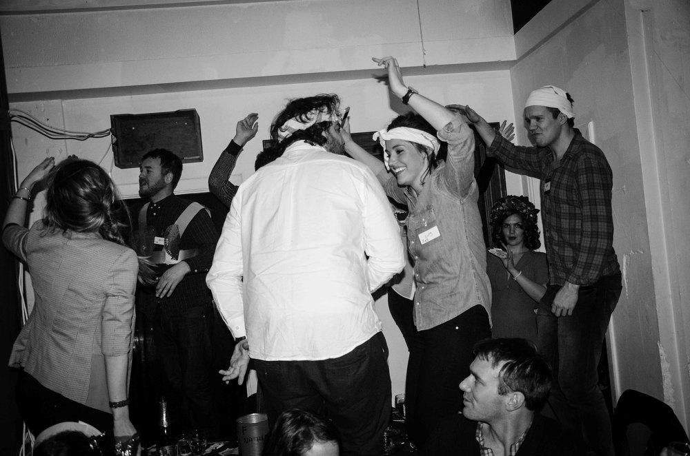 Team Dancing