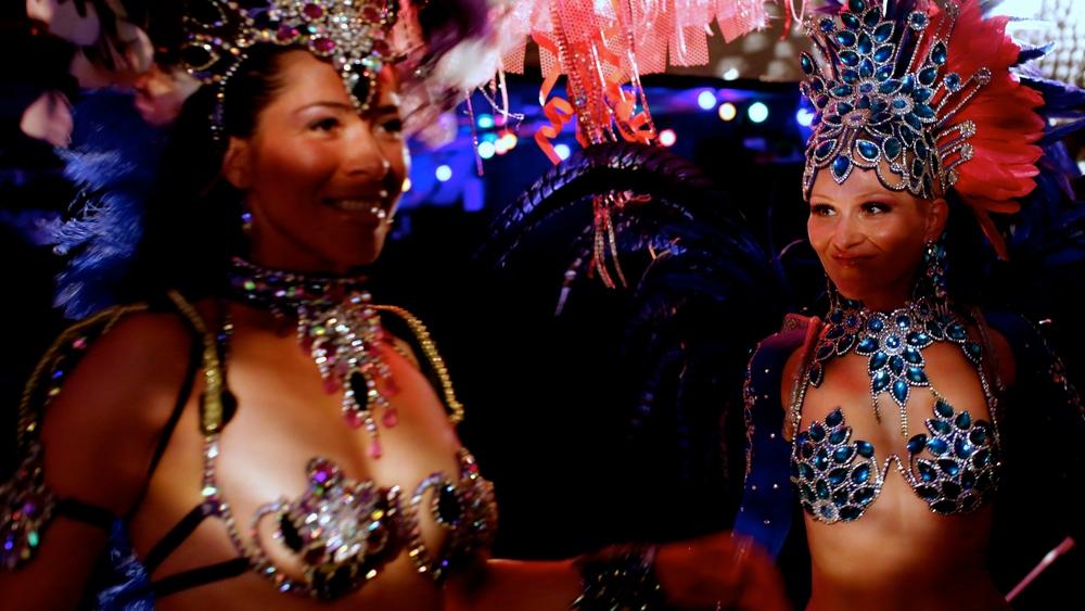 Carioca Dancers