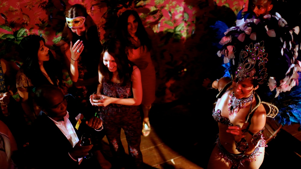 Carioca Dancing