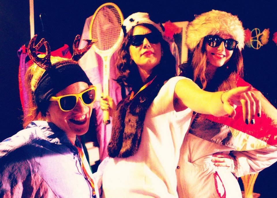 Apres Ski Dress Up