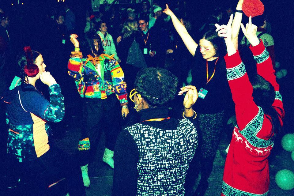 Apres Ski 80s Dancing
