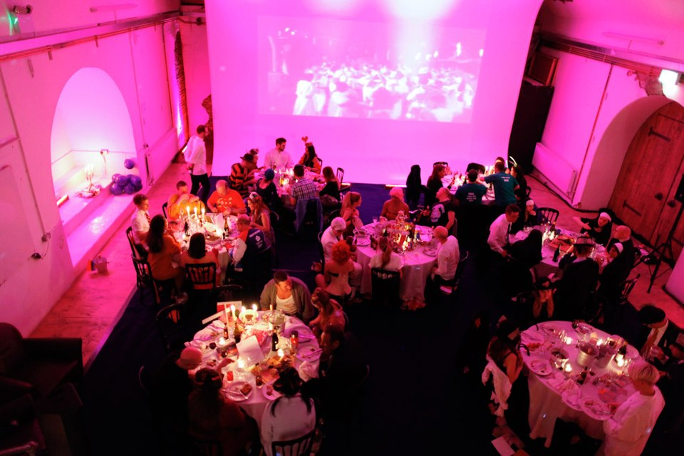 Copy of Dinner and Venue Design