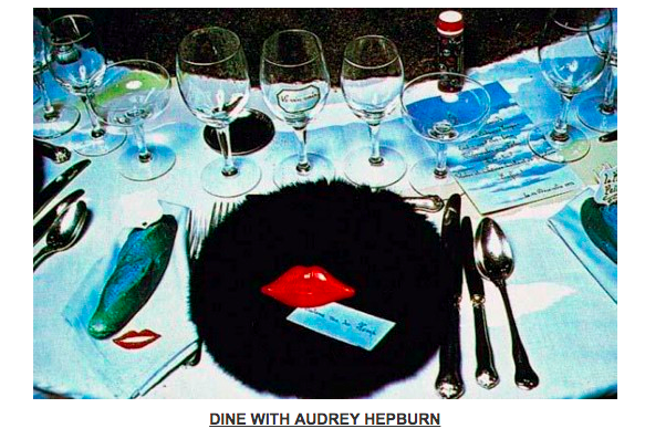 Surrealist Dinner Party TimeOut Feature
