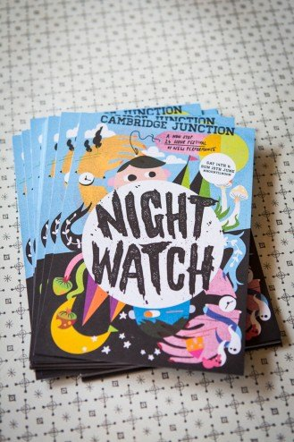 Nightwatch Flyers