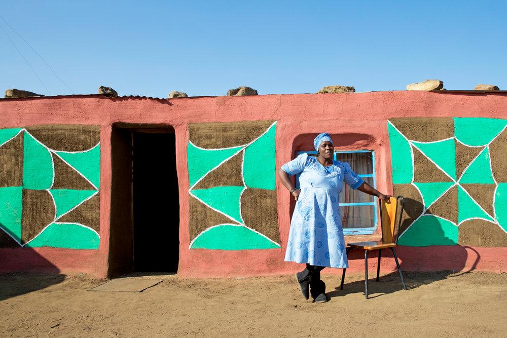 Roselina Tsabalala, Warden, Free state