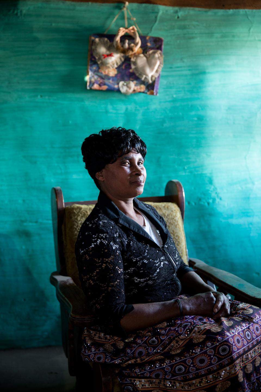 Maria Nlapo, Cornelia, Free State
