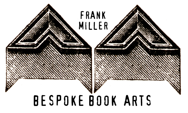BESPOKE BOOK ARTS