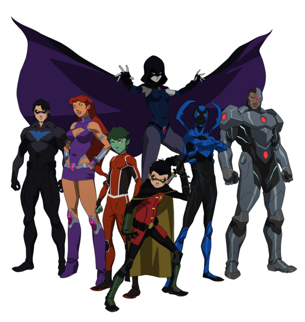 Warner Bros and DC officially confirm the coming of a live-action  adaptation series of