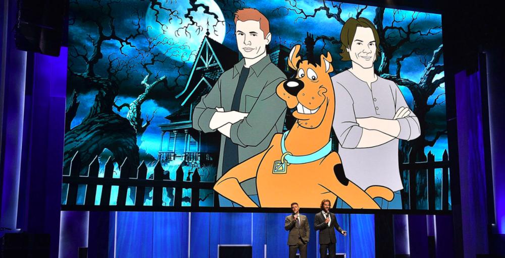 Scoobyftsupernatural