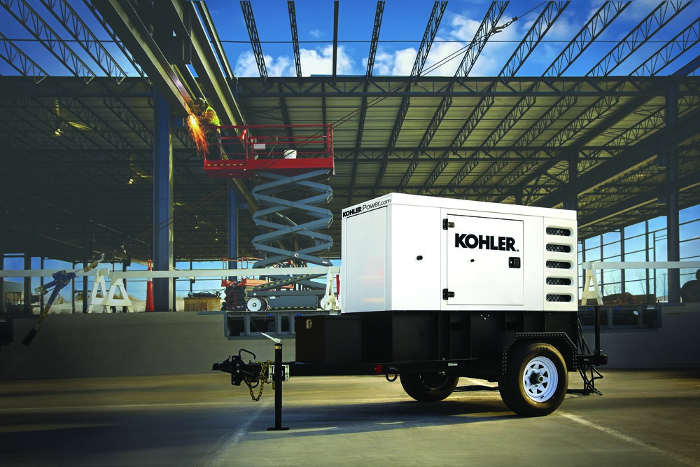 Propane-Fueled Mobile Generators