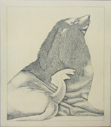 Untitled (sea lion)