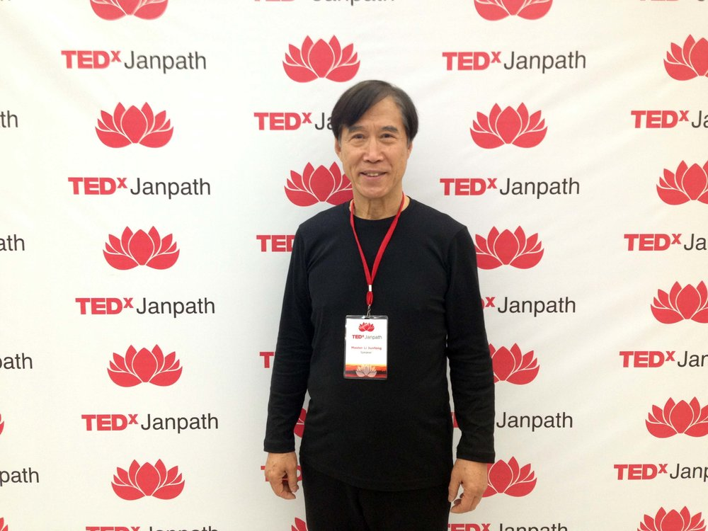 TED-X, New Delhi, 2015