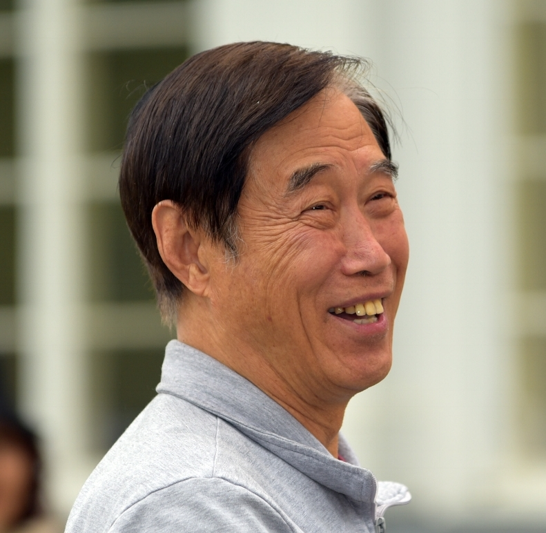 Master Li Junfeng at Eastover Estate and Retreat Center, May 2018
