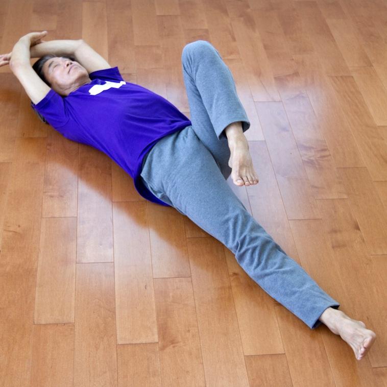Strength in Balance - an advanced form of Sheng Zhen Meditation