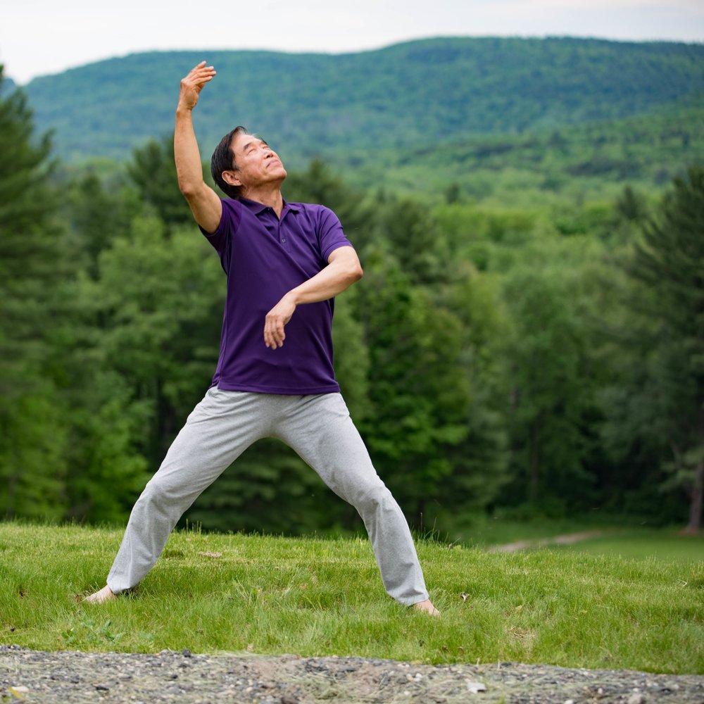 Origin of the Heart - an advanced form of Sheng Zhen Meditation