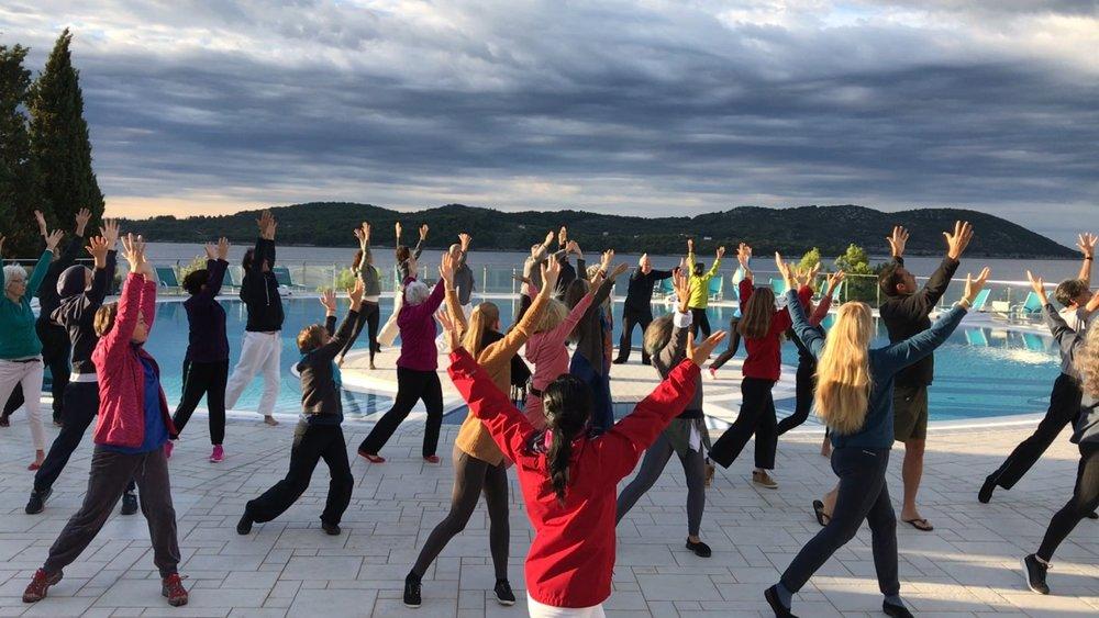Teacher Training in Croatia 2017