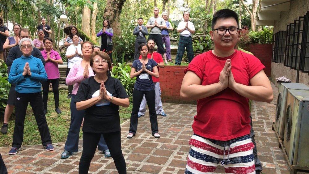Sheng Zhen Teacher Training Philippines 2017