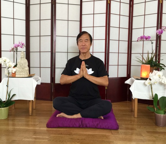 Master Li Junfeng teaches Listening to the Heart