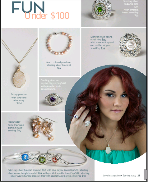 Tracy Zeller Jewelry for Under $100 Say What?!