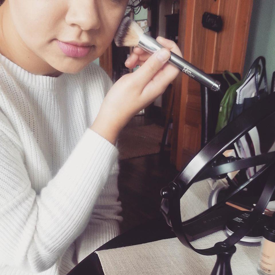kana brown makeup lessons