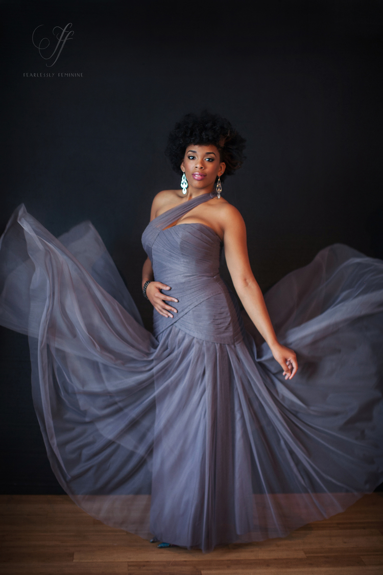 Alisha Sims Photography House of White Gown