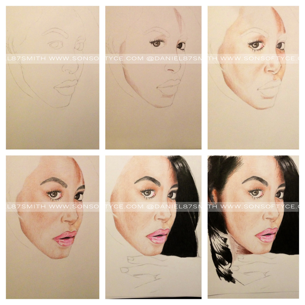 Aaliyah (step by step)