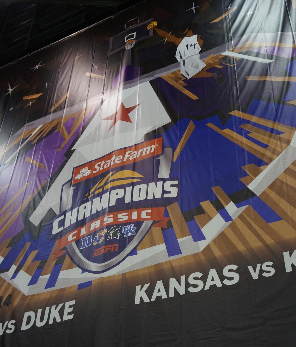 ESPN | State Farm 2014 Champions Classic