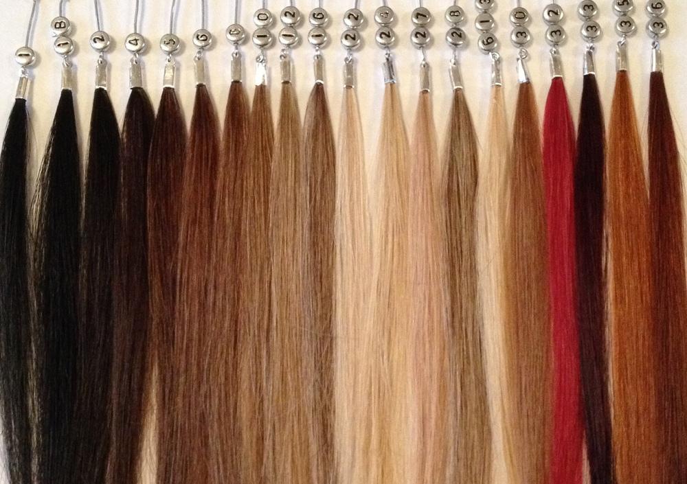 Hair extensions deelightful lengths colourchart1g pmusecretfo Gallery