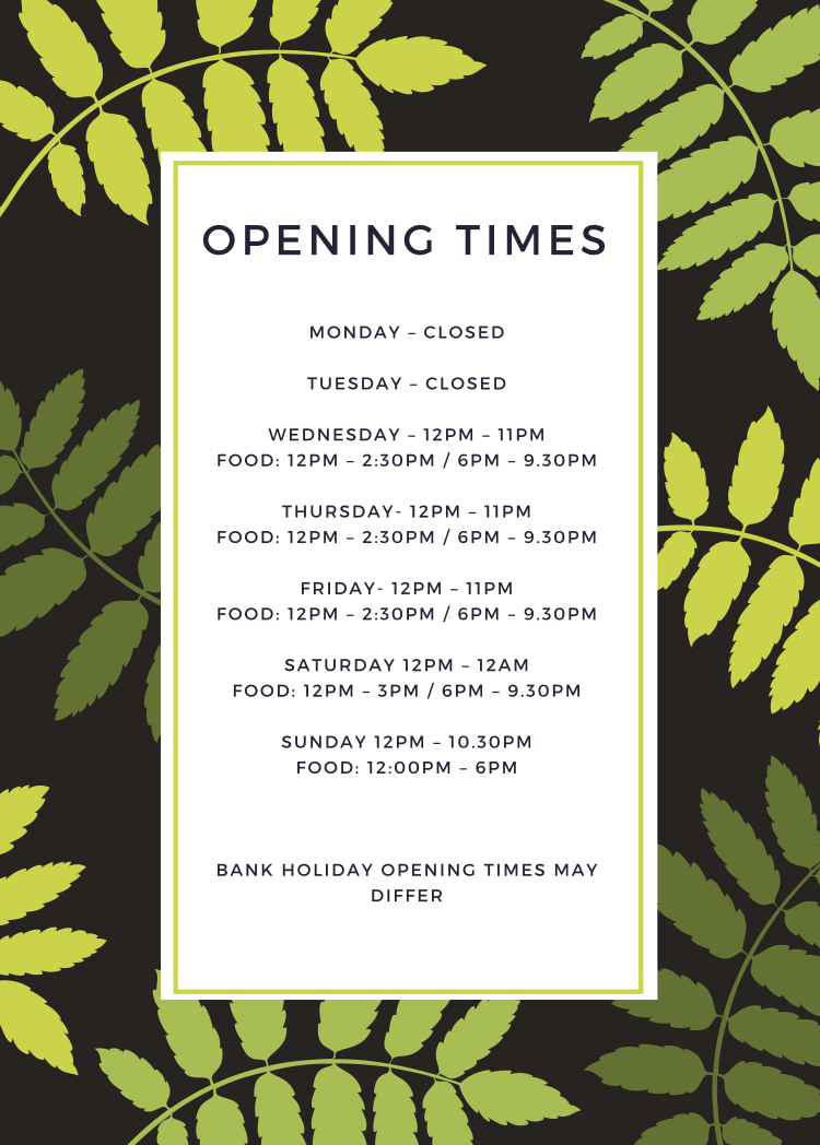 Forest Opening times.jpg