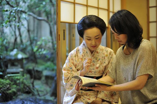 Photos by Nara Shin, portrait courtesy of Tatcha via Cool Hunting